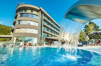 Laki Hotel & Spa (Ochryd)