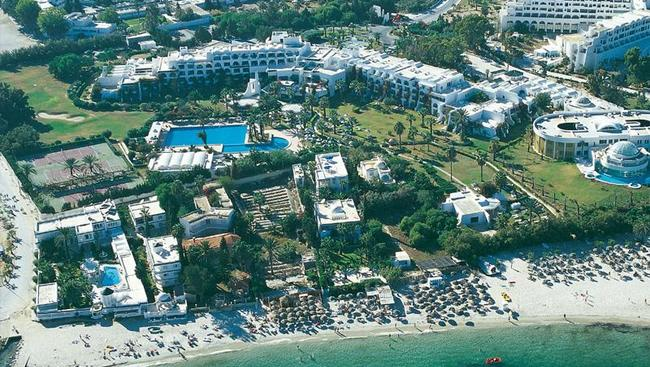 Hotel hasdrubal thalassa port el kantaoui tunezja sousse oferty na wakacje i wczasy w - Hasdrubal port el kantaoui ...