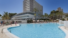 Calvia Beach The Plaza by Melia