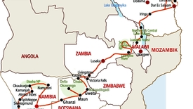 Wyprawa z Kapsztadu do Nairobi