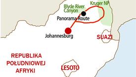 Park Krugera - Wielka Piątka