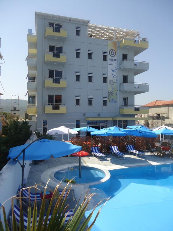 hotel 6 milje wybrze e jo skie albania