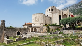 Albańska przygoda - Onufri