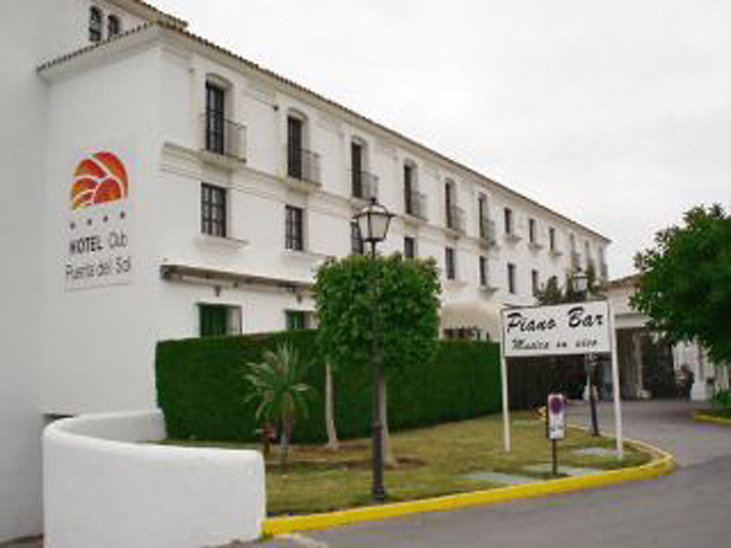 Hotel hacienda puerta del sol costa del sol hiszpania - Hotel puerta del sol mijas ...
