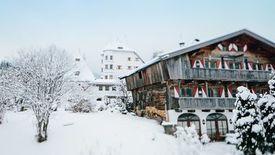 Chalet Schloss Munichau