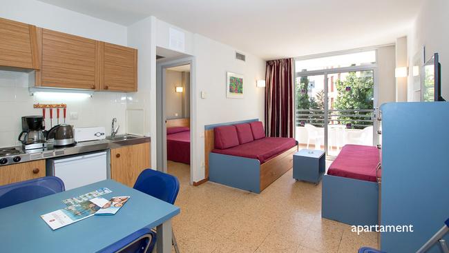 Hotel medplaya esmeraldas aparthotel hiszpania costa for Appart hotel mediterranee