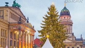 Berlin - Jarmark Świąteczny