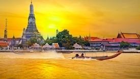 Bangkok i okolice z Koh Chang 4*