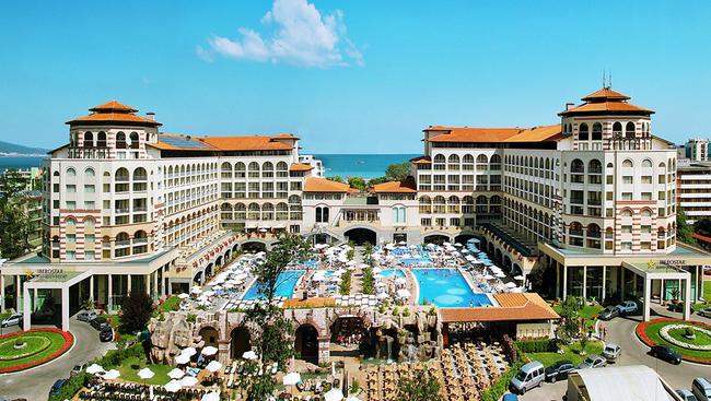 Hotel Iberostar Sunny Beach Bułgaria Słoneczny Brzeg Oferty Na