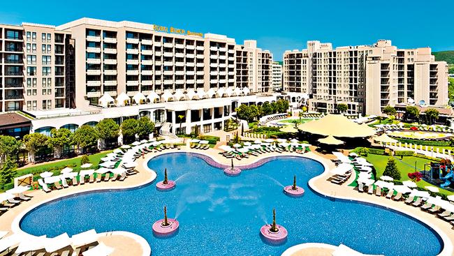 Hotel Barcelo Royal Beach Residence Bułgaria Słoneczny Brzeg