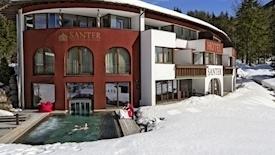 Romantik hotel Santer (Toblach)