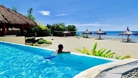 Panglao Bluewater Beach