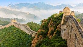 Chiny - na stepach mongolskich