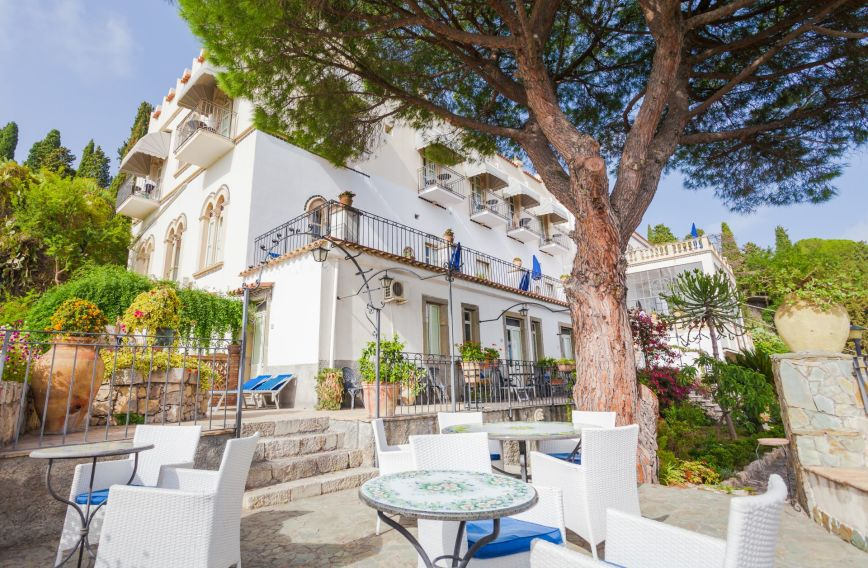 Hotel Bel Soggiorno - Sycylia, Włochy