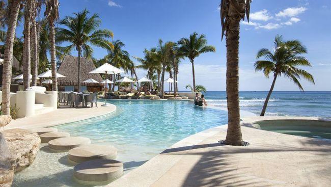 hotel las palapas meksyk riviera maya oferty na wakacje i wczasy w. Black Bedroom Furniture Sets. Home Design Ideas