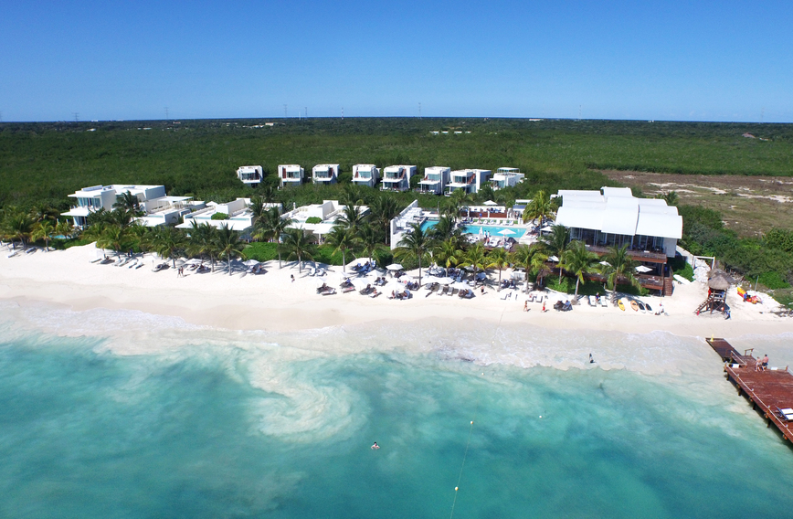Hotel Blue Diamond By Bluebay Riviera Maya Meksyk