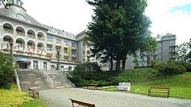 Priessnitz -Sanatorium