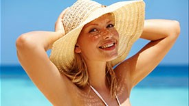 Cay Beach Sun