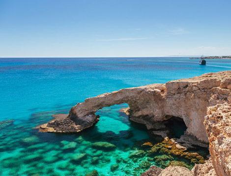 Cypr - wakacje