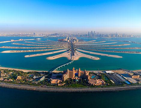 Dubaj - wakacje