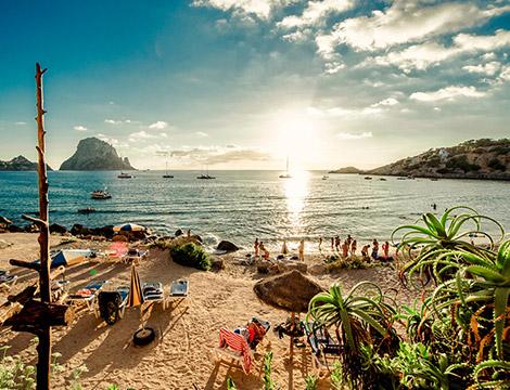 Ibiza - wakacje