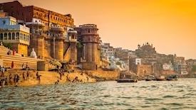 Indie w pigułce + Varanasi