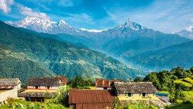 Indie - Nepal