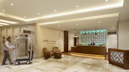 Hotel hilton garden inn dubai al muraqabat dubaj - Hilton garden inn dubai al muraqabat ...