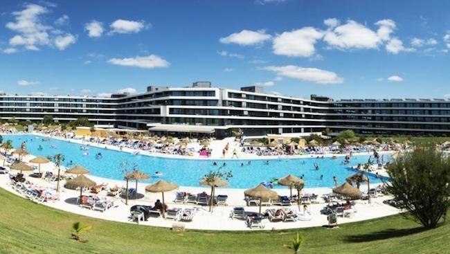 Hotel Alvor Baia Portugalia Algarve Oferty Na Wakacje I