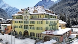 Schloss Hotel and Club Dolomiti