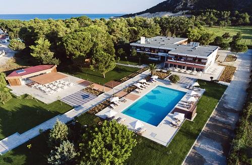 Achaia Beach Hotel  Patra Peloponez