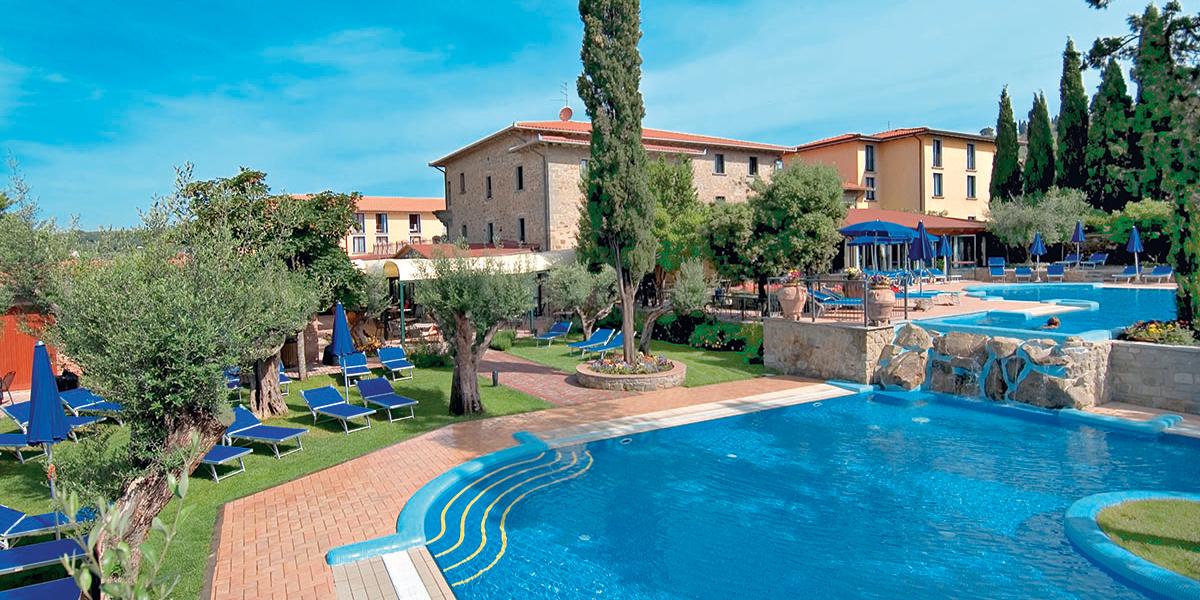 Club Hotel Villa Paradiso Village Umbria