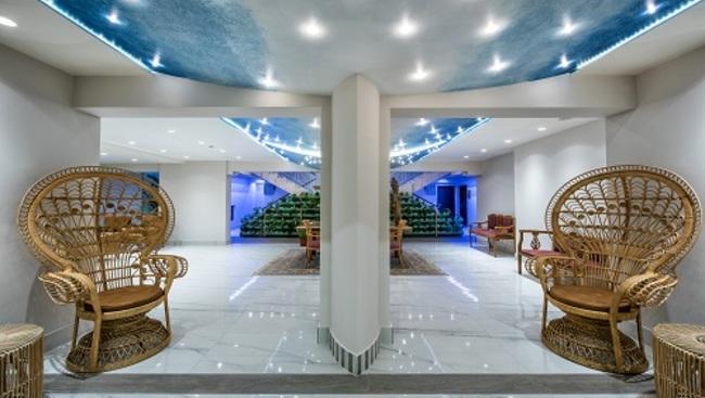 Hotel senses blue boutique grecja kreta oferty na for Design boutique hotel kreta