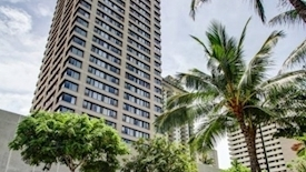 Holiday Inn Express Waikiki (ex. Maile Sky Court)