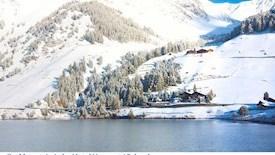 Vernagt Mountain Lake