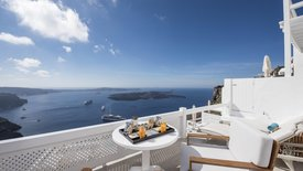 Luxury Aqua Suites Santorini