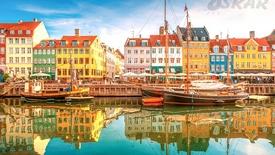 Kopenhaga i Ogrody Tivoli