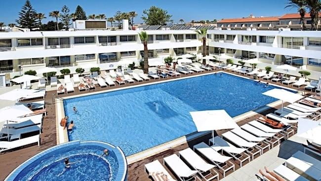 Hotel Melpo Antia Cypr Ayia Napa Oferty Na Wakacje I