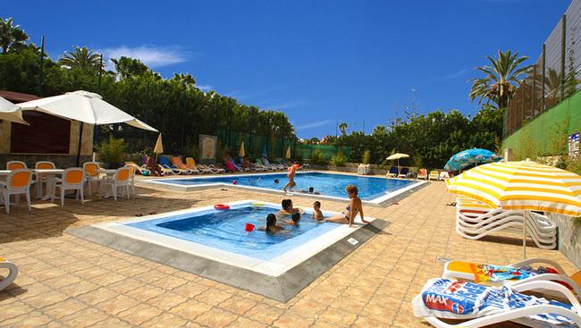 Hotel Rebecca Park Playa Del Ingles