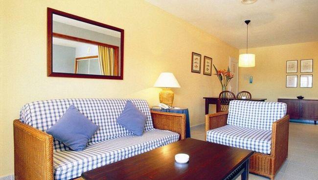Hotel aparthotel jardin de menorca hiszpania minorka for Aparthotel jardin de recoletos madrid