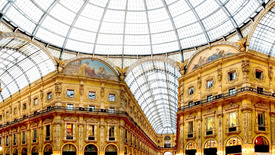 Weekend w Mediolanie