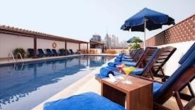 Citymax Bur Dubai + Sun Island Resort