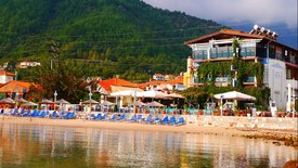 Blue Sea Beach (Skala Potamias)