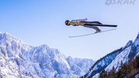 Puchar Świata w skokach narciarskich - Express - Planica