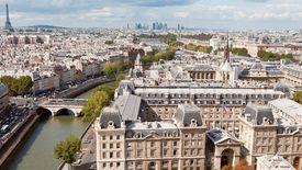 Krótki spacer po Paryżu