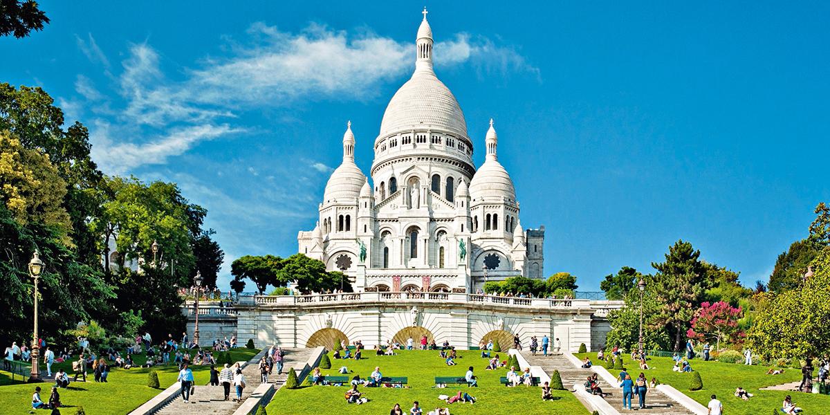 Krotki spacer po Paryzu