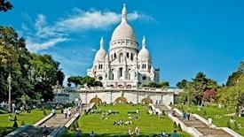 Spacer Po Paryżu
