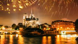 Sylwester - Paryż