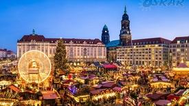 Praga + Drezno - Jarmark Świąteczny