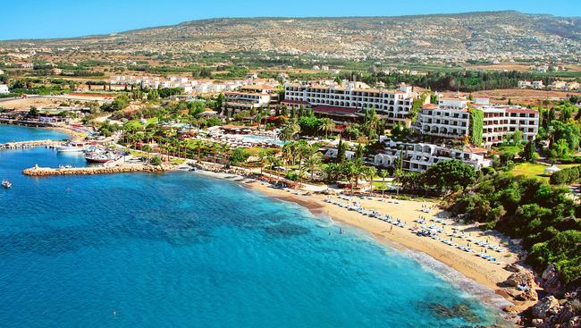 hotel coral beach resort paphos cypr paphos. Black Bedroom Furniture Sets. Home Design Ideas